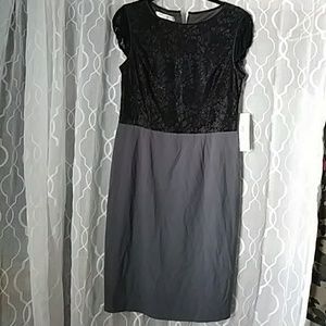Evan Picone Dress New Size 10